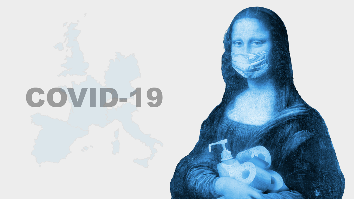 INFODEMIC COVID-19 IN EUROPE: A VISUAL ANALYSIS OF DISINFORMATION